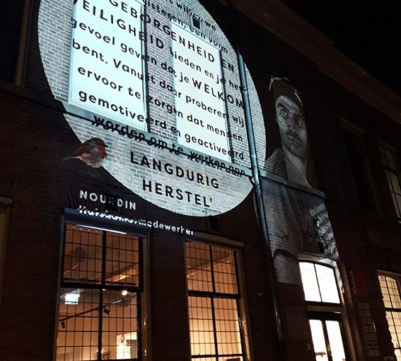 renovatie Leger des Heils Nieuwegracht