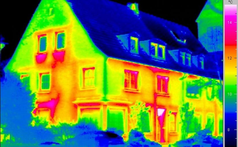 Thermografische inspectie