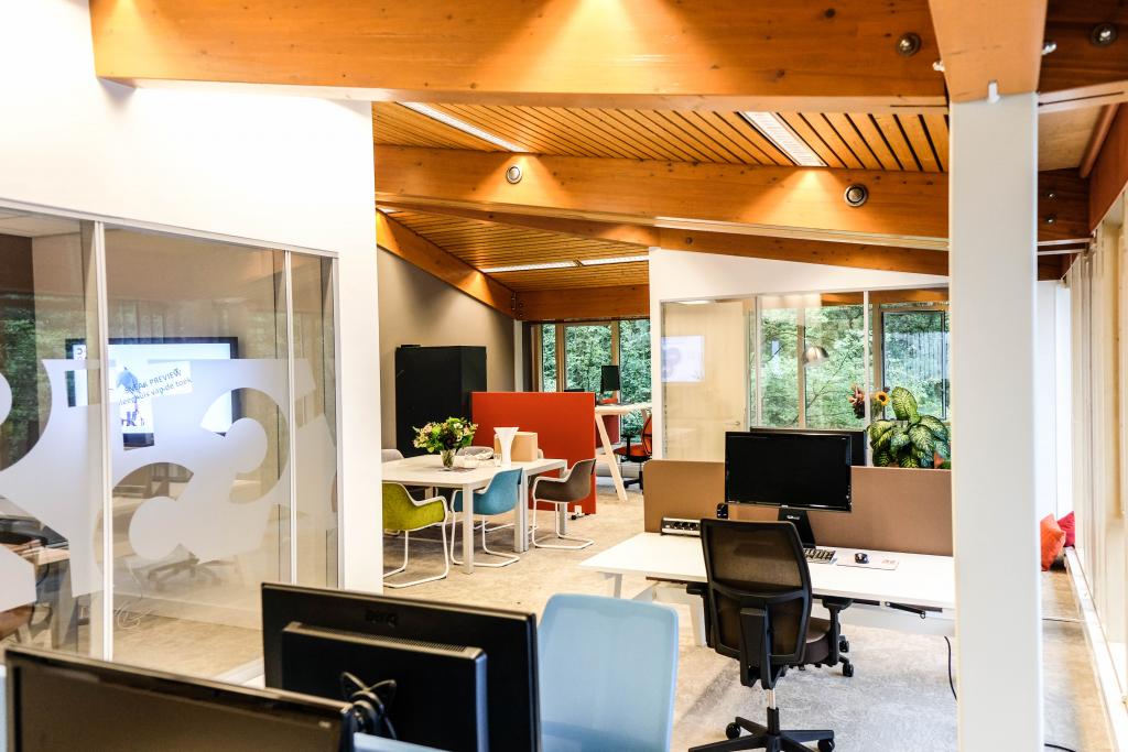 nieuwbouw kantoor Cure + Care Consultancy