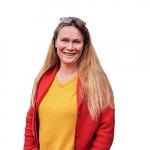 Milieuadviseur Emilie Borgonjen